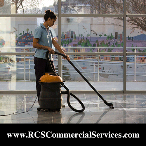 RCS Commercial Cleaning Tampa Bay and Frederick, MD